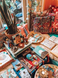 Trendy Bohemian Style Decoration Ideas For You To Try 02