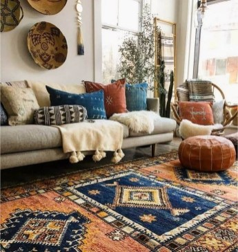 Trendy Bohemian Style Decoration Ideas For You To Try 15