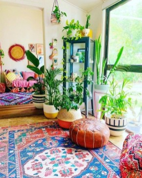 Trendy Bohemian Style Decoration Ideas For You To Try 16