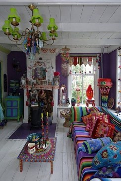 Trendy Bohemian Style Decoration Ideas For You To Try 18