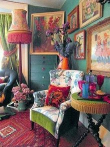 Trendy Bohemian Style Decoration Ideas For You To Try 28