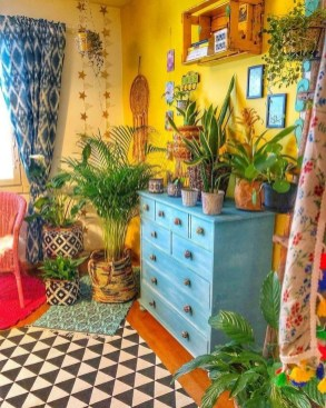 Trendy Bohemian Style Decoration Ideas For You To Try 35