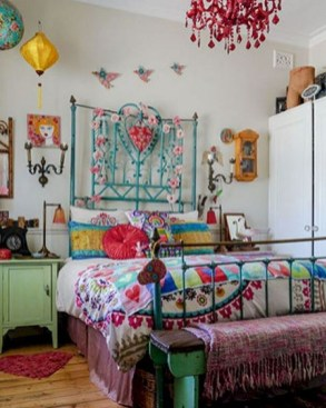 Trendy Bohemian Style Decoration Ideas For You To Try 36