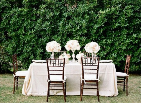 Unordinary Valentine Outdoor Decorations Table Settings For Couple 14