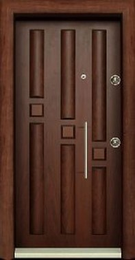 Artistic Wooden Door Design Ideas To Try Right Now 20