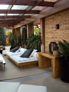 Attractive Terrace Design Ideas For Home On A Budget To Have 15