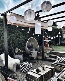 Attractive Terrace Design Ideas For Home On A Budget To Have 22