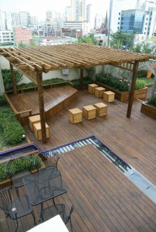 Attractive Terrace Design Ideas For Home On A Budget To Have 25