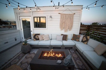 Attractive Terrace Design Ideas For Home On A Budget To Have 37