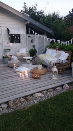 Attractive Terrace Design Ideas For Home On A Budget To Have 47