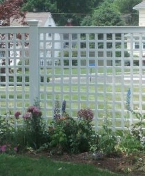 Awesome Farmhouse Garden Fence For Winter To Spring 03