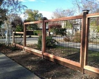 Awesome Farmhouse Garden Fence For Winter To Spring 30