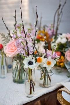 Best Spring Flower Arrangements Centerpieces Decoration Ideas 06
