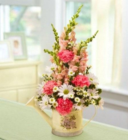 Best Spring Flower Arrangements Centerpieces Decoration Ideas 25