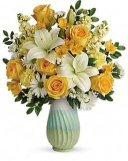 Best Spring Flower Arrangements Centerpieces Decoration Ideas 31