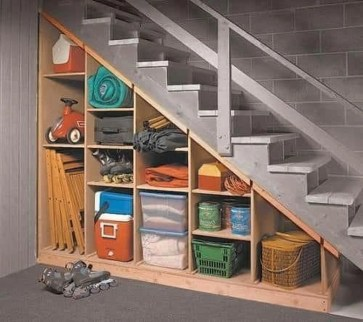 Brilliant Storage Ideas For Under Stairs To Try Asap 06