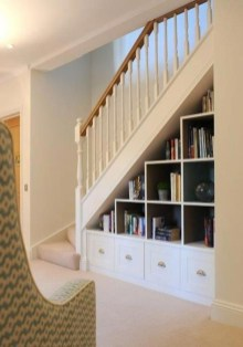 Brilliant Storage Ideas For Under Stairs To Try Asap 21