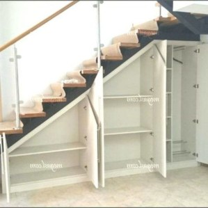 Brilliant Storage Ideas For Under Stairs To Try Asap 31