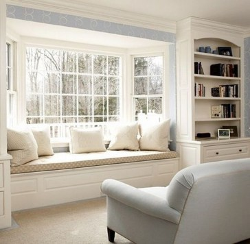 Comfy Window Seat Ideas For A Cozy Home 18
