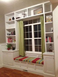 Comfy Window Seat Ideas For A Cozy Home 31