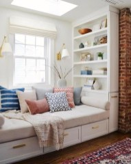 Comfy Window Seat Ideas For A Cozy Home 37