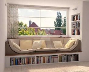 Comfy Window Seat Ideas For A Cozy Home 39