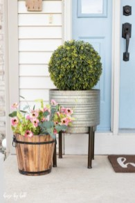 Creative DIY Exterior Design Ideas For Spring And Summer 29