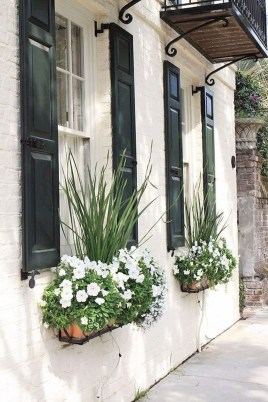 Creative DIY Exterior Design Ideas For Spring And Summer 35