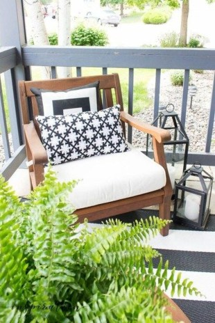 Elegant Chair Decoration Ideas For Spring Porch 43
