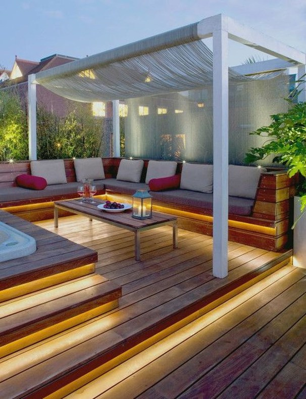 Fantastic Wood Terrace Design Ideas That You Can Try In This Spring 23