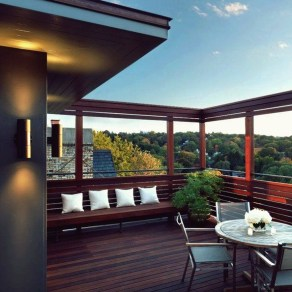 Fantastic Wood Terrace Design Ideas That You Can Try In This Spring 27