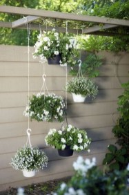 Lovely Hanging Flower To Beautify Your Small Garden In Summer 52