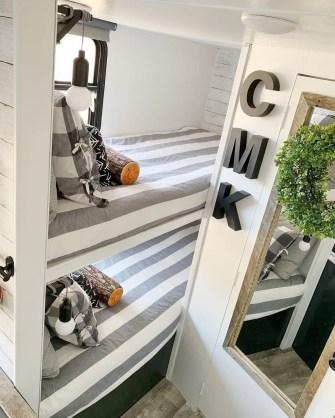 Marvelous Farmhouse RV Makeover Ideas You Can Do 06