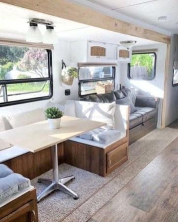 Marvelous Farmhouse RV Makeover Ideas You Can Do 43