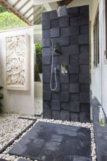 Spectacular Outdoor Bathroom Design Ideas That Feel Like A Vacation 03
