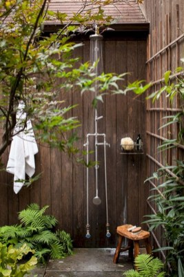 Spectacular Outdoor Bathroom Design Ideas That Feel Like A Vacation 25