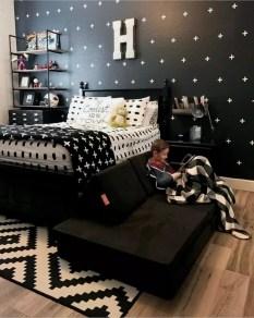 Stunning Teenage Bedroom Decoration Ideas With Big Bed 23