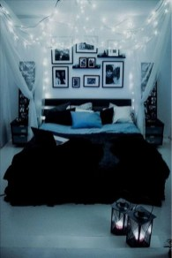 Stunning Teenage Bedroom Decoration Ideas With Big Bed 24