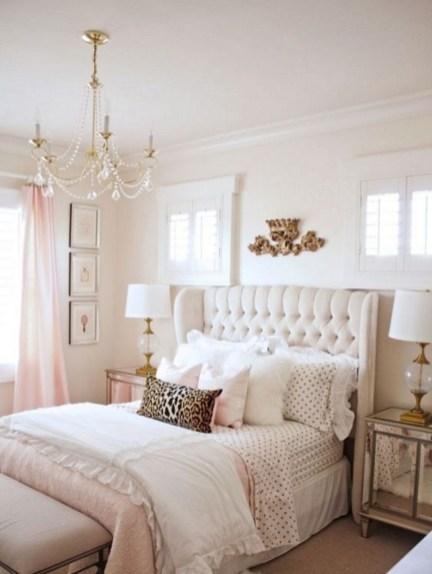 Stunning Teenage Bedroom Decoration Ideas With Big Bed 42