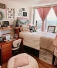 Stunning Teenage Bedroom Decoration Ideas With Big Bed 44