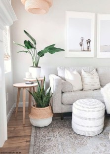Superb Living Room Decor Ideas For Spring To Try Soon 37