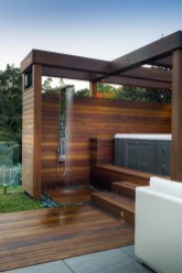 A Perfect Collection Of Outdoor Shower Ideas For Your Home 23