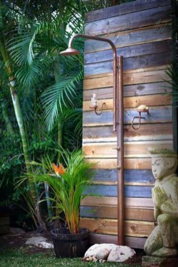 A Perfect Collection Of Outdoor Shower Ideas For Your Home 33