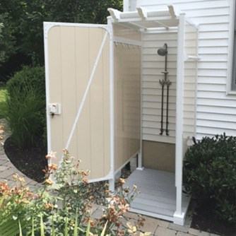 A Perfect Collection Of Outdoor Shower Ideas For Your Home 38