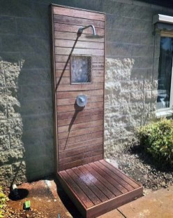 A Perfect Collection Of Outdoor Shower Ideas For Your Home 41
