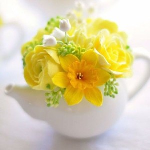 Astonishing Easter Flower Arrangement Ideas That You Will Love 12