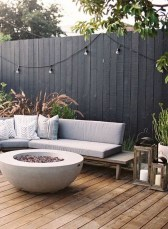 Beautiful Garden Fence Decorating Ideas To Follow 28