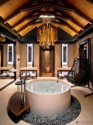 Best Inspirations To Design Luxury Apartment With Hot Tub 02