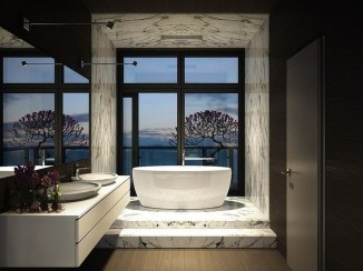 Best Inspirations To Design Luxury Apartment With Hot Tub 23