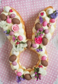 Cute Easter Bunny Decorations Ideas For Your Inspiration 19